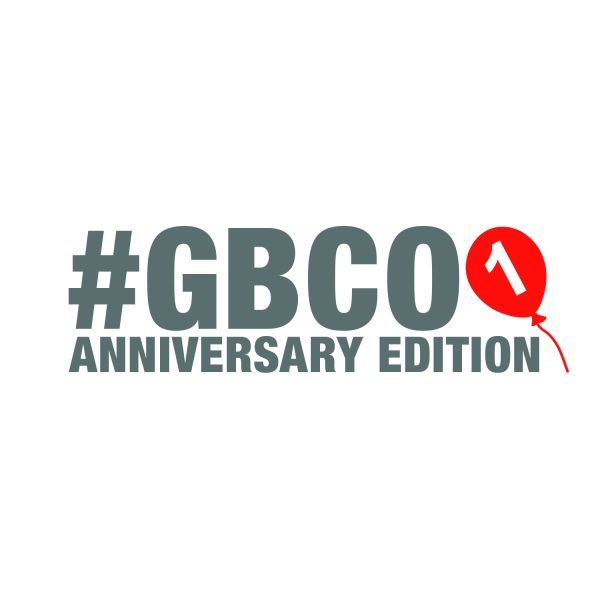Official #GBCO Anniversary Edition sticker