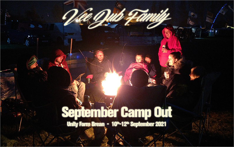 Vee Dub Family September Campout