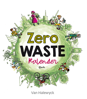 Cover Zero Waste Kalender ©Veerle Colle