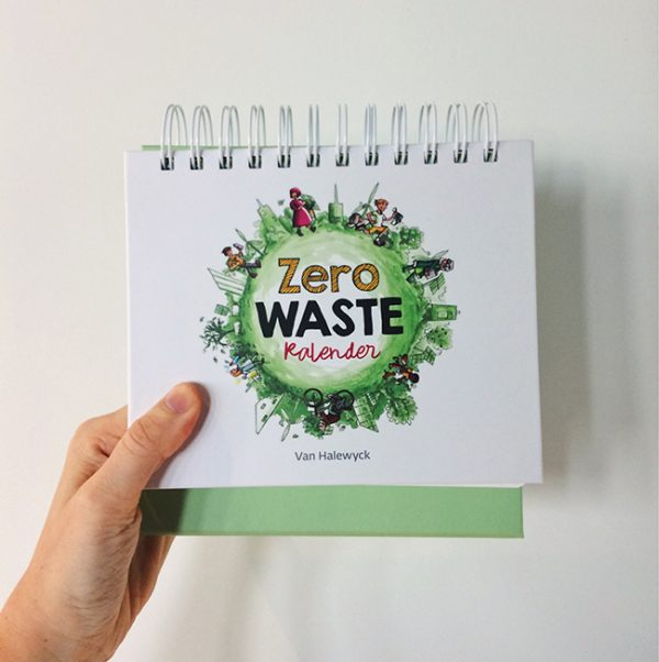 Frontale cover Zero Waste Kalender