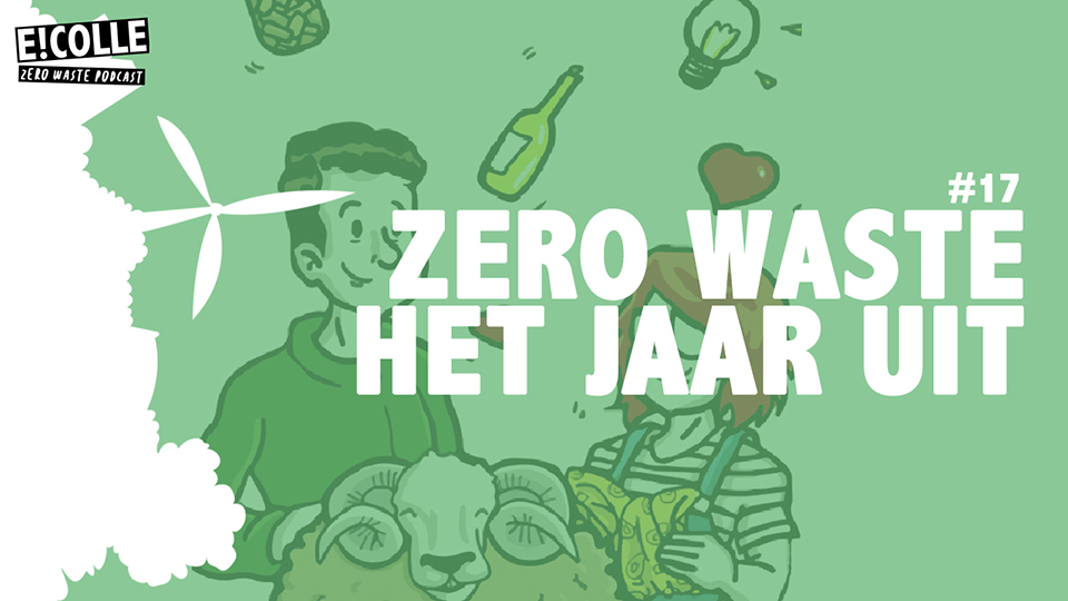 Zero Waste tips voor de feestdagen in de zero waste podcast
