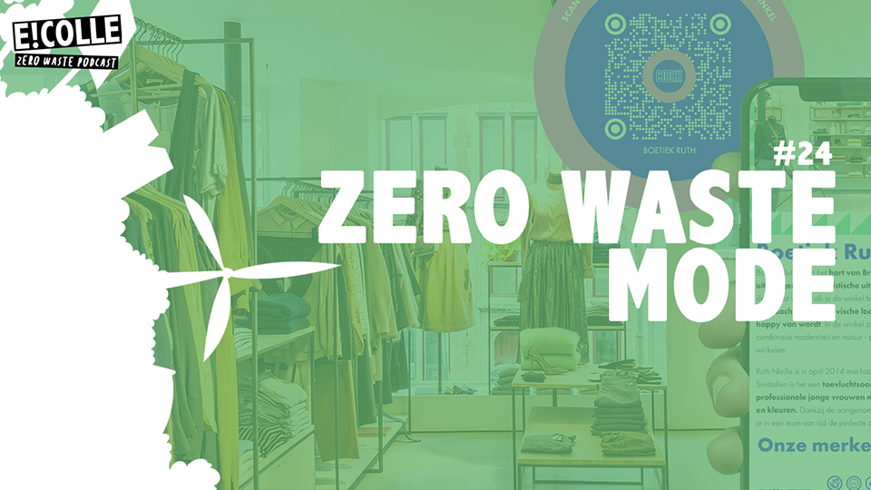 Zero Waste podcast over mode