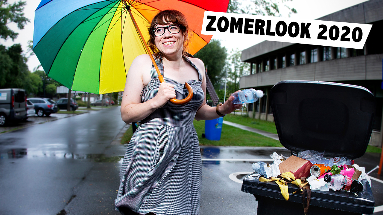 Veerle Colle zomerlook 2020