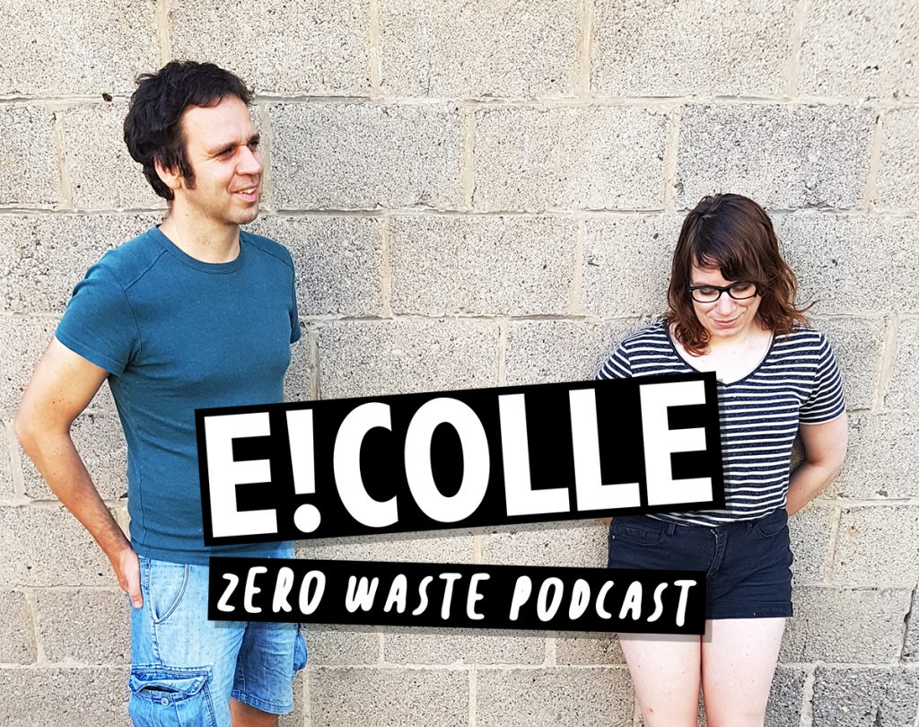 Kristof Colle en Veerle Colle Zero Waste podcast