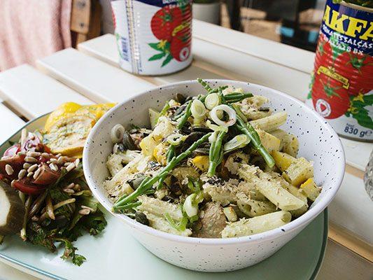 vegane glorie, vegan restaurant, plantbased foods and drinks