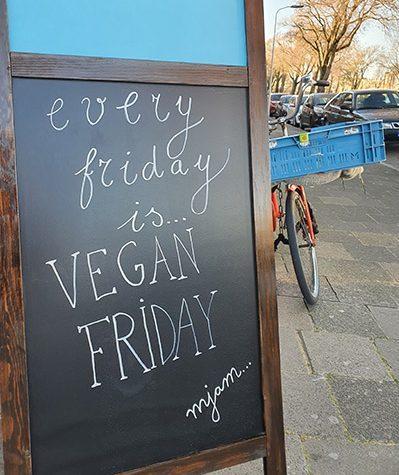 veganistische take away