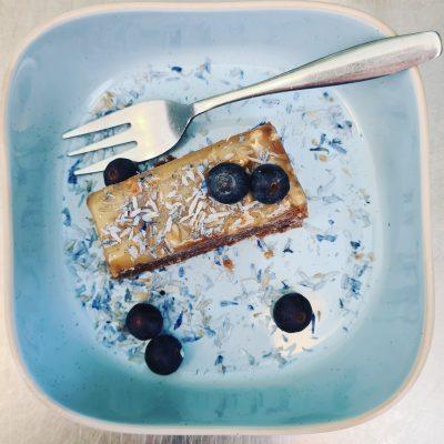 vegan hommade desserts, choco brownie met zwarte bonen