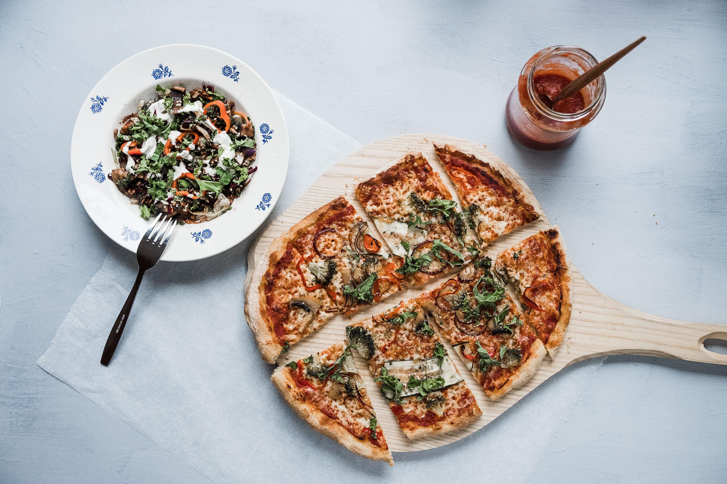 Italiensk pizza