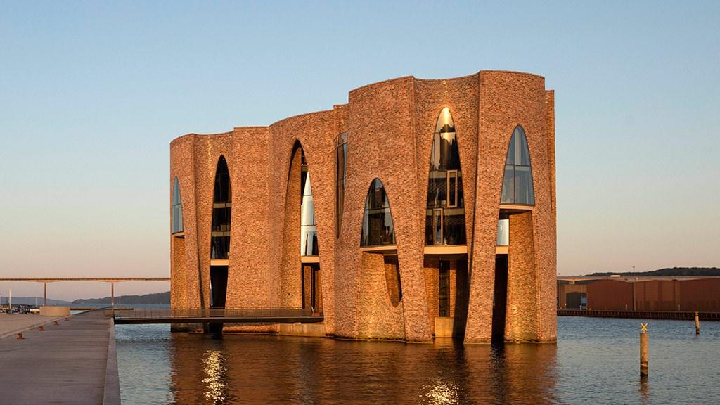 attraktioner vejle - Fjordenhus