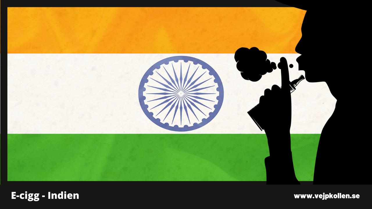 E-cigaretter i Indien