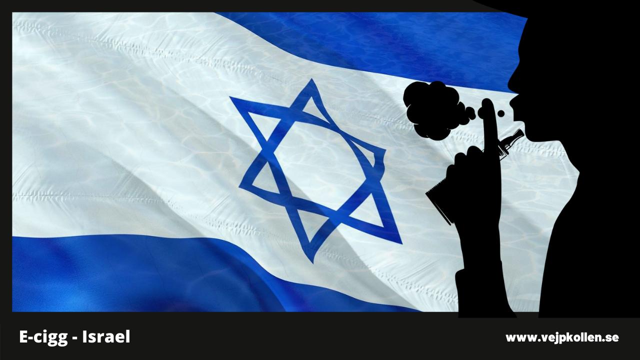 Israel vill förbjuda vissa e-juicer