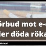 """""""Att förbjuda e-cigaretter leder till fler döda rökare"""""""