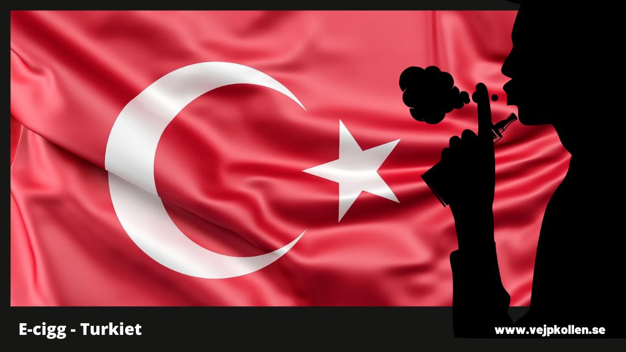 Vape i Turkiet