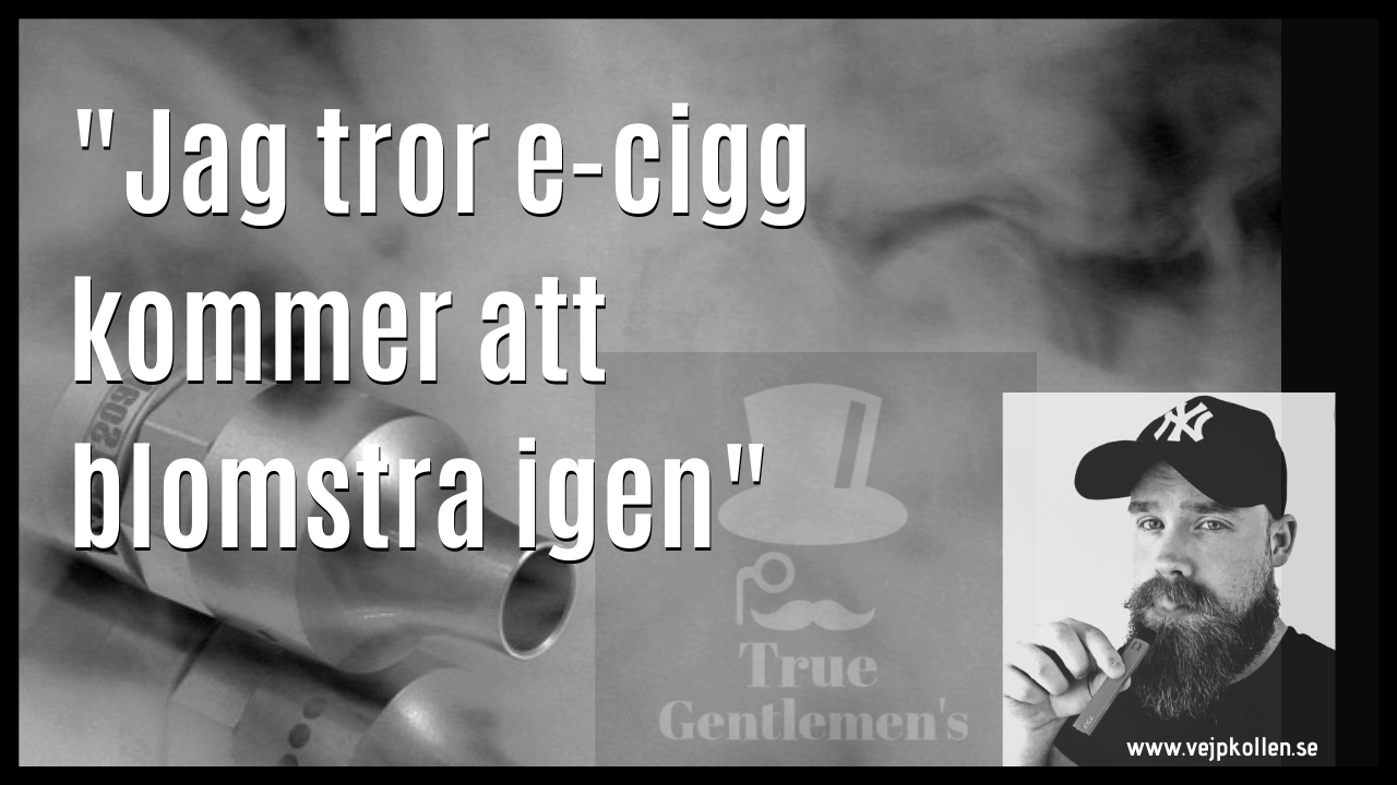 Ny vapeshop för e-cigg i Helsingborg och Landskrona.