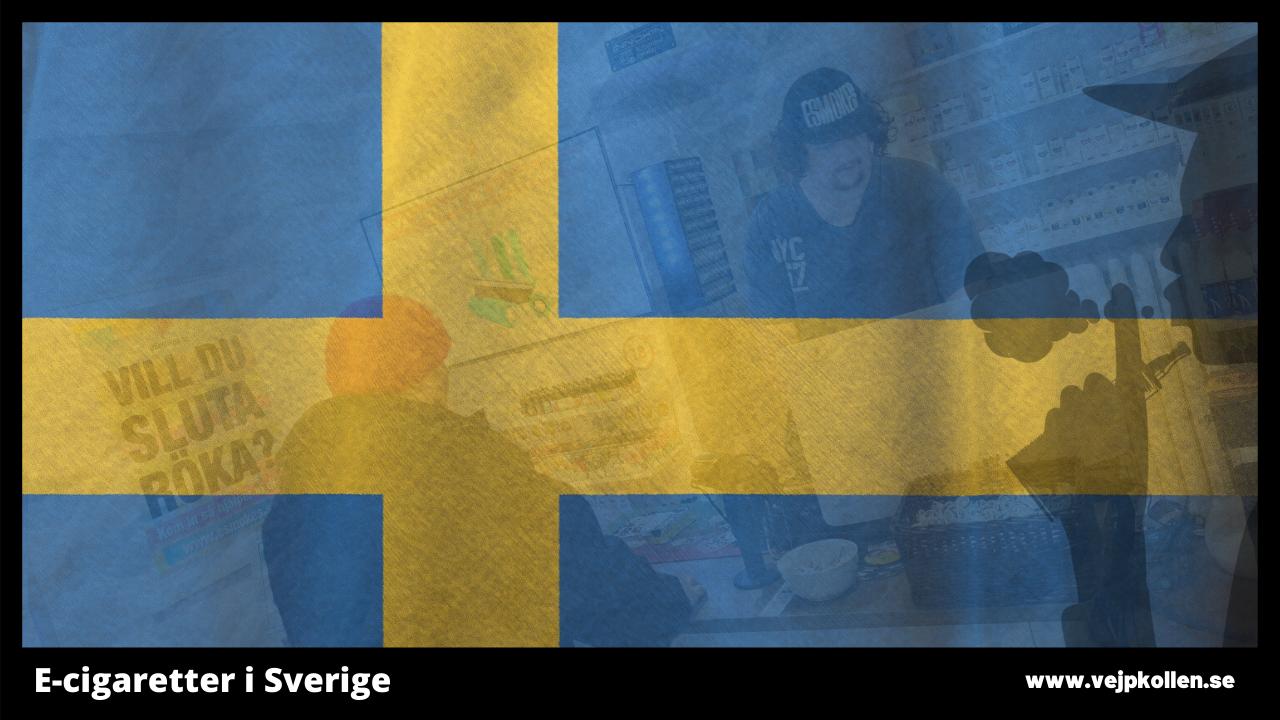 E-cigaretter i Sverige - Vejpkollen.se