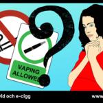 Forskning: E-cigaretter säkrare än cigg vid graviditet