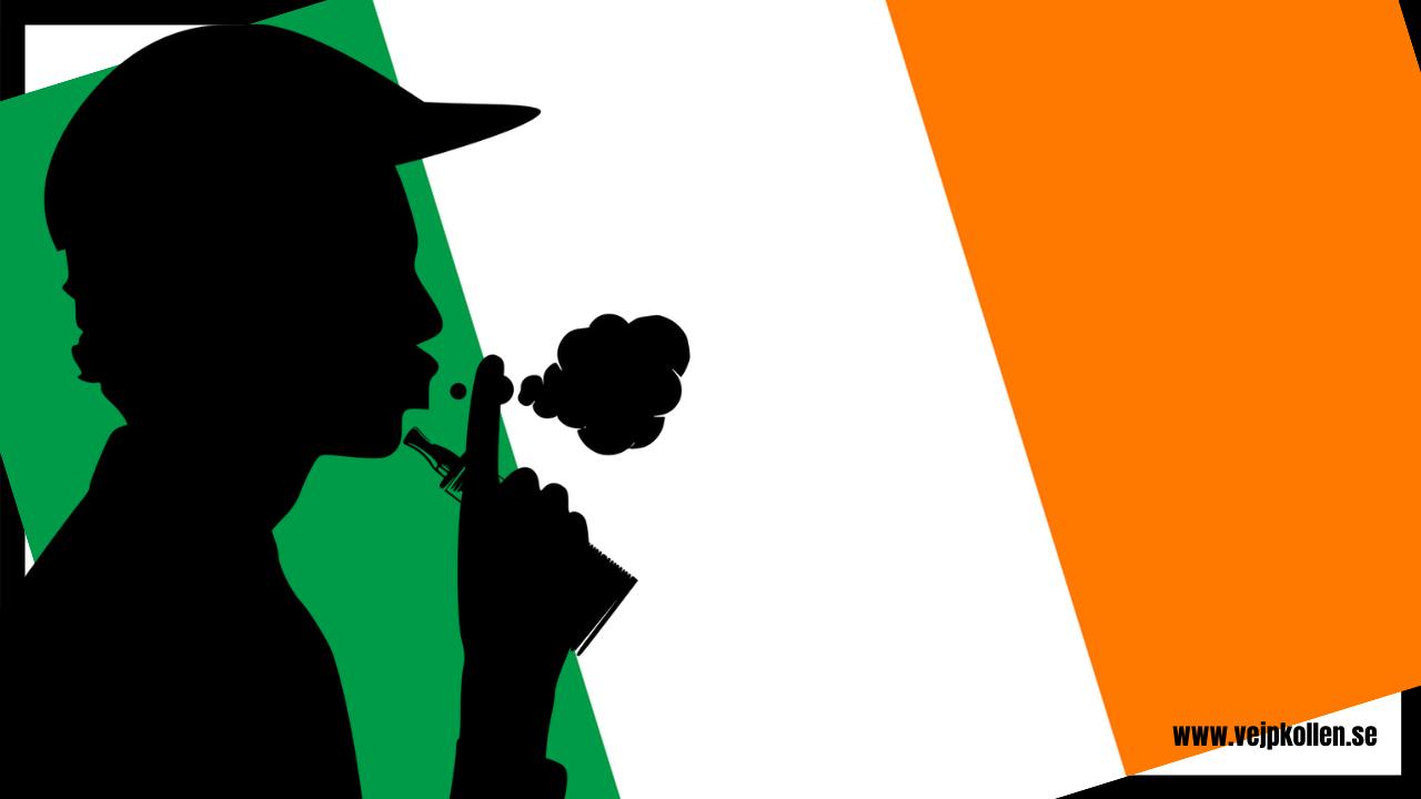 De politiska partierna i Irland hotar med smakförbud för e-cigaretter.. Smaker används av en majoritet av vejparna i Irland som slutat röka cigaretter.