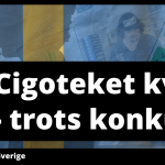Stor svensk e-cigarettkedja byter ägare