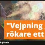 World Vape Day ska locka rökare att fimpa ciggen