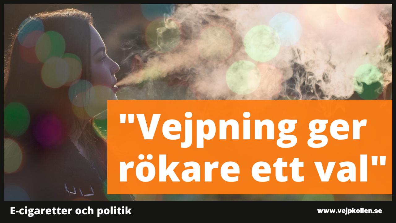 World Vape day uppmärksammar e-cigaretter och skadereducering för rökare.