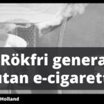 Protester mot nytt smakförbud i Holland