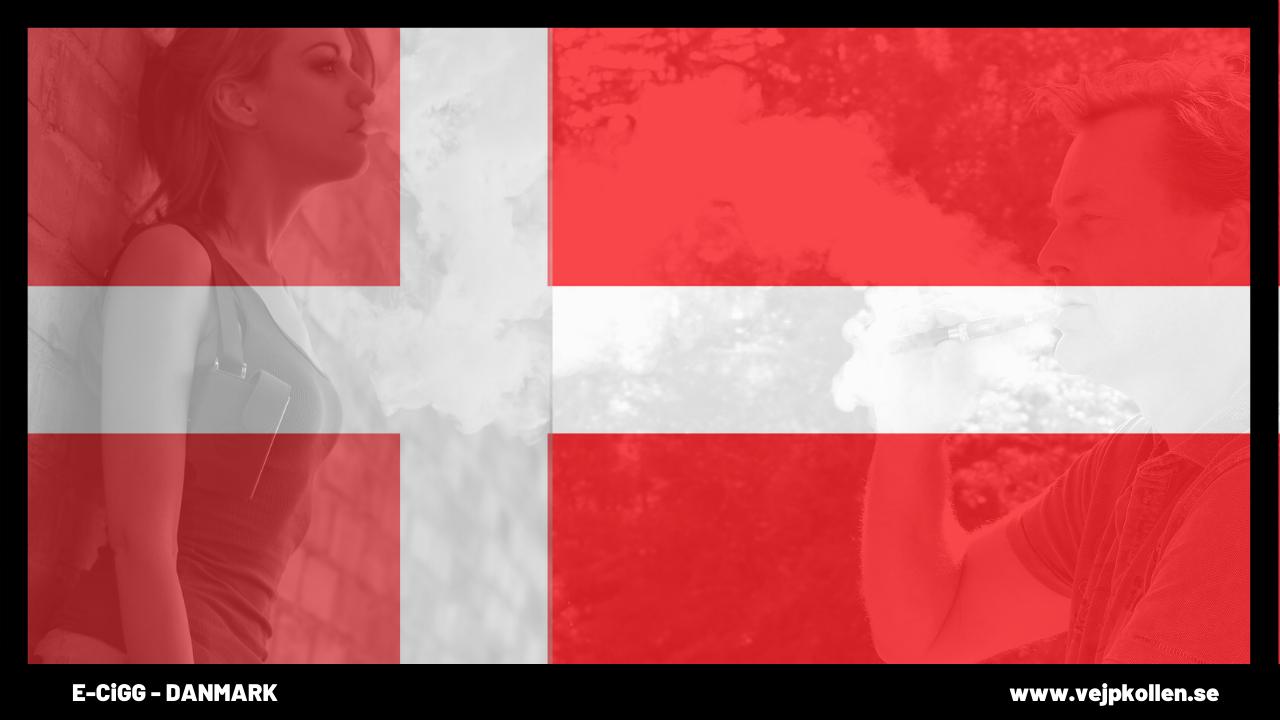 Danmark vill förbujuda smaker i e-juice. Men EU säger nej - än så länge