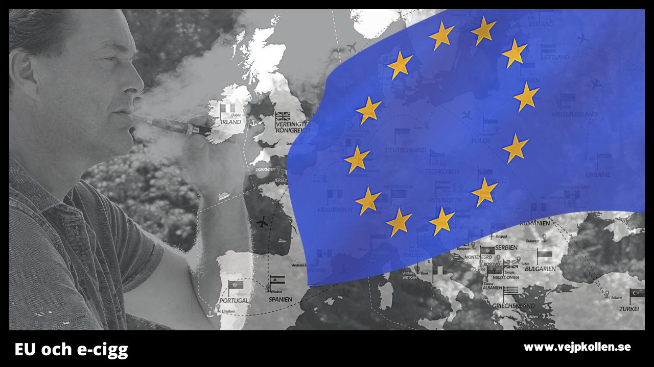 EU och e-cigaretter
