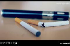 Smaker i e-cigg är viktiga för att sluta röka.