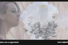 E-cigaretter och THR