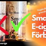 Svenska politiker tror på förbud av smaker i e-juice