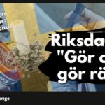 """Regeringens tobakspolitik föll i riksdagen - """"Gör om, gör rätt!"""""""
