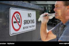 85 procent som använder e-cigaretter i EU har slutat röka helt
