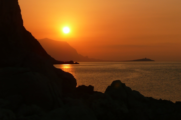 Küste Sizilien