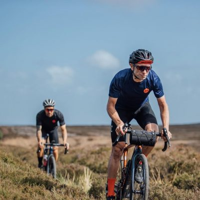 BoC also sells high-quality gravel clothing