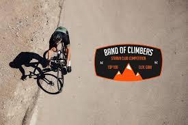 band of climbers strava club