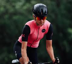 Beautiful Band of Climbers cycling jersey for women