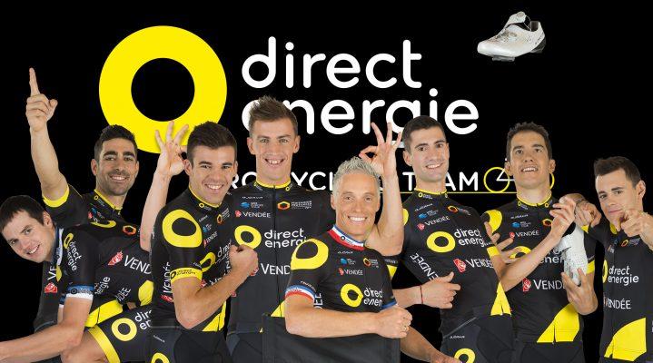 björka direct energie vendée team