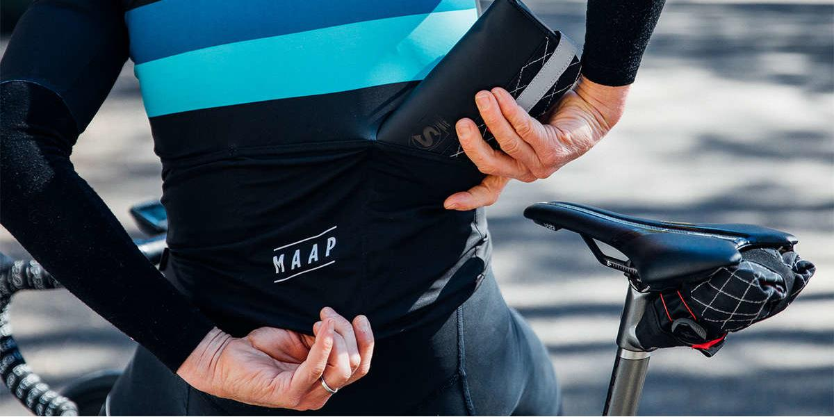 Cycling Jersey Pockets are crucial when you choose a jersey.
