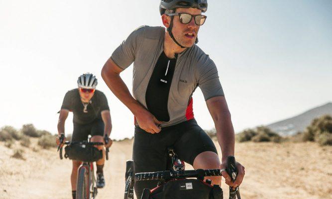 pedaled gravel riding
