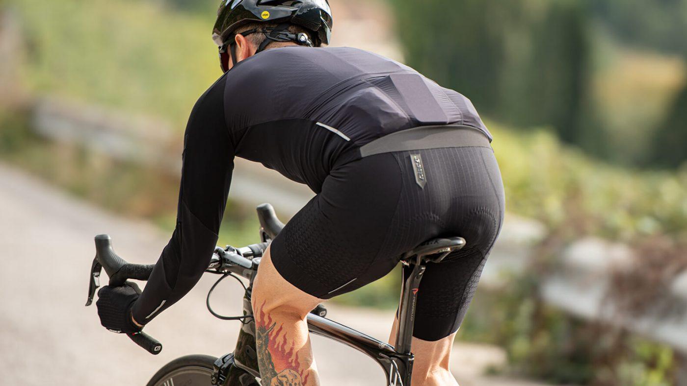 q36.5 bib shorts