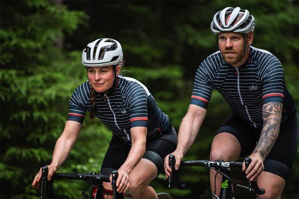 Sigr men and women cycling wear