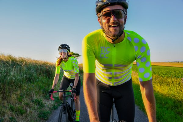 tic-cc colorful cycling apparel