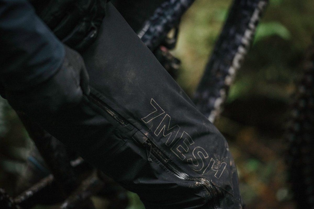 7Mesh Thunderpant: waterproof gore-text cycling pants