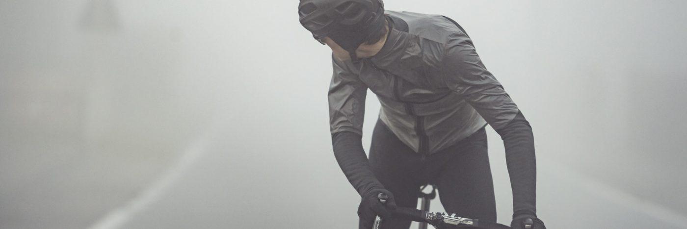 Assos clima capsule rain jacket