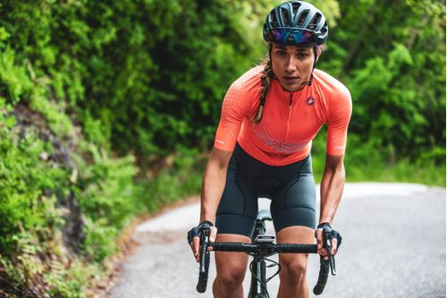 It's all about the look and the feel: Castelli cycling kit women