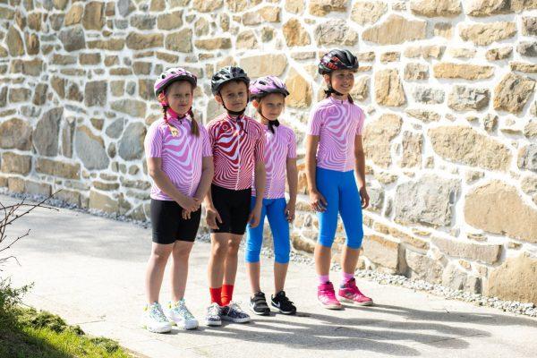 Raso bike clothing for kids