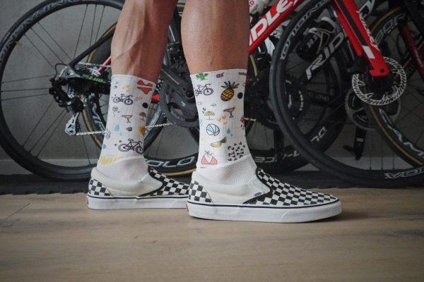 Raso cycling socks