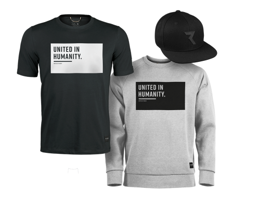 Ryzon united in humanity collection