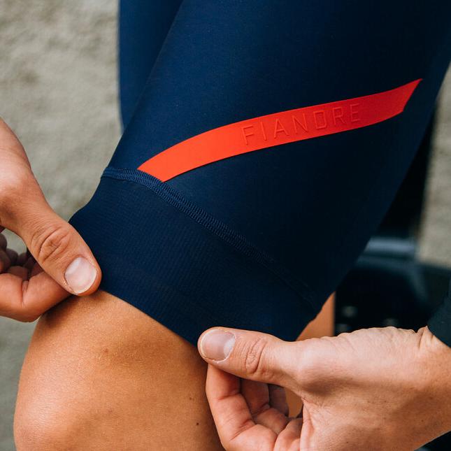 Sportful Fiandre Norain bicycle shorts leg grippers