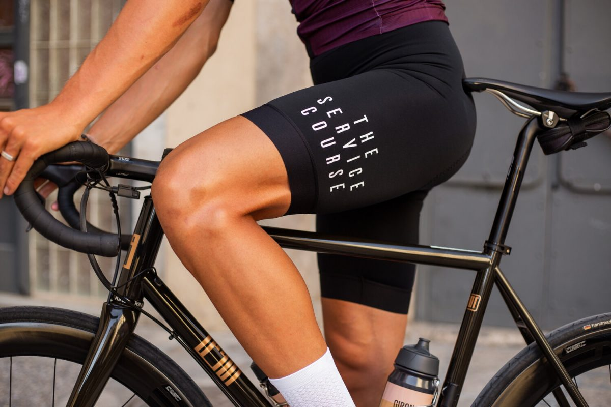 Wearing underwear under your cycling clothing